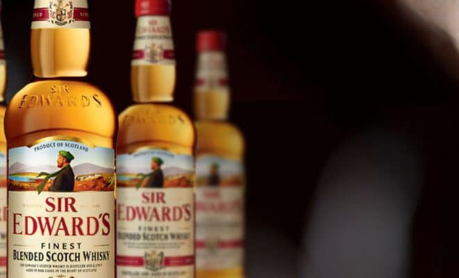 nuestros whiskies sir edwards