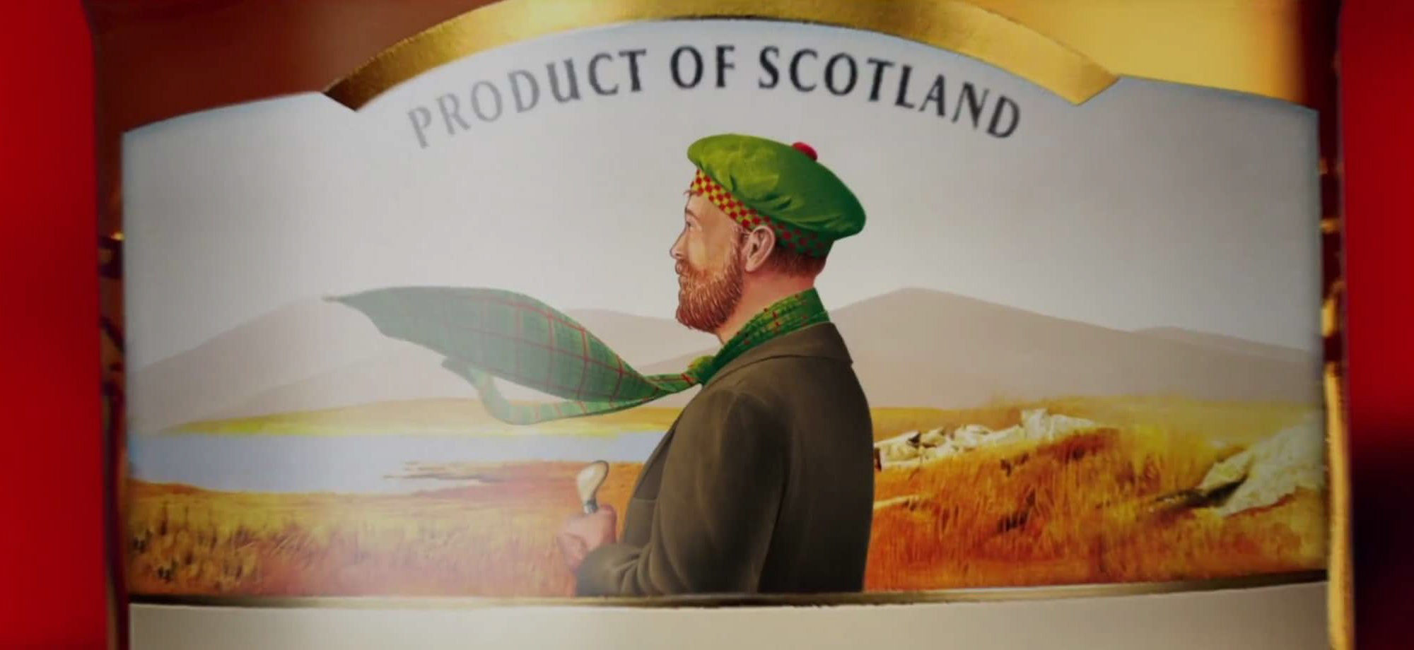 Publicidad internacional Sir Edward's