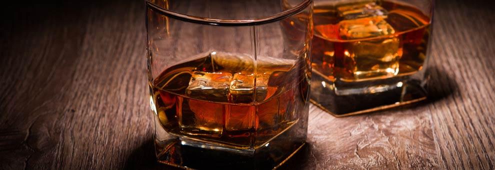 Presentación del whisky escocés