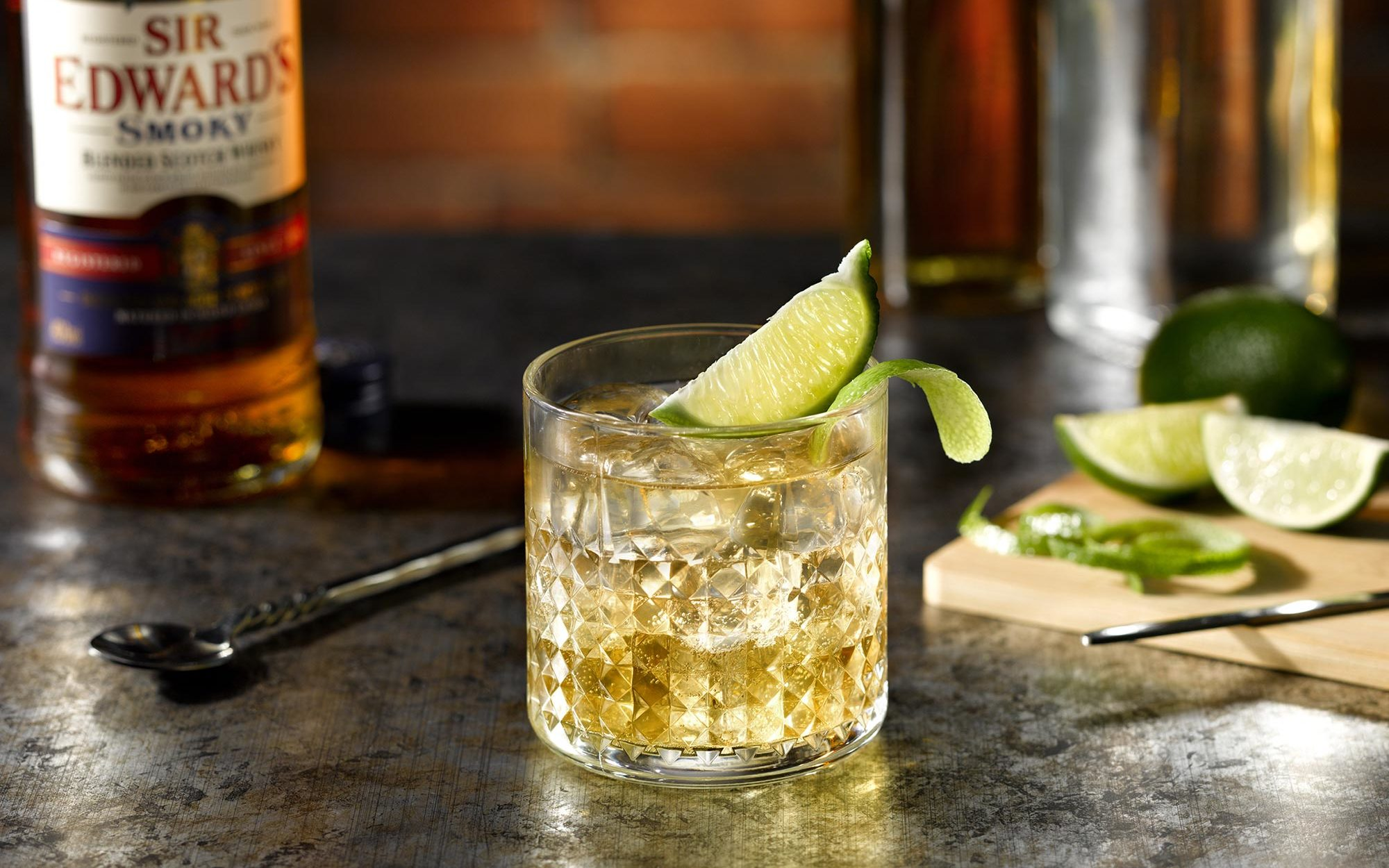 Sir Edwards jock collins cocktail