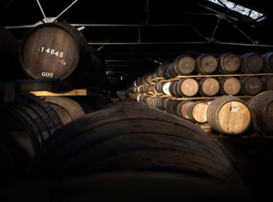 El scotch whisky, el secreto del tiempo que transcurre