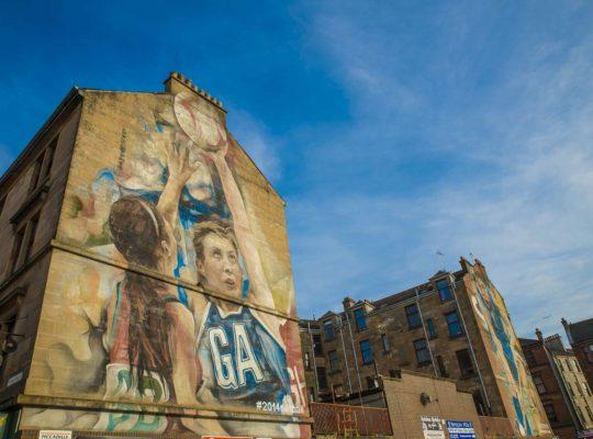 Street Art, una tradición de Glasgow