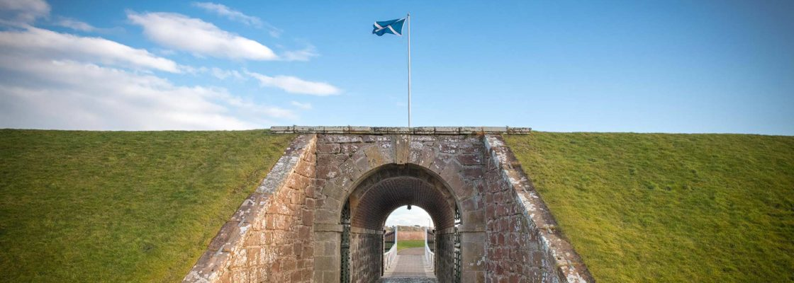Fort George, la fortaleza de las Highlands