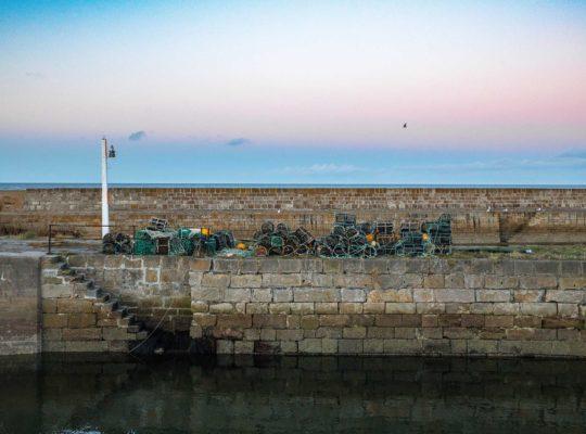 Lossiemouth, a la espera de la pesca