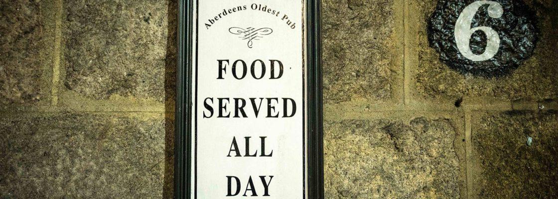 Ma Cameron's, el pub más antiguo de Aberdeen