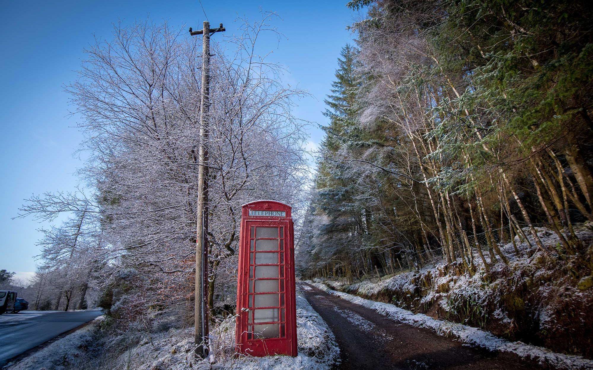 telefono highlands escocia roadtrip siredwards