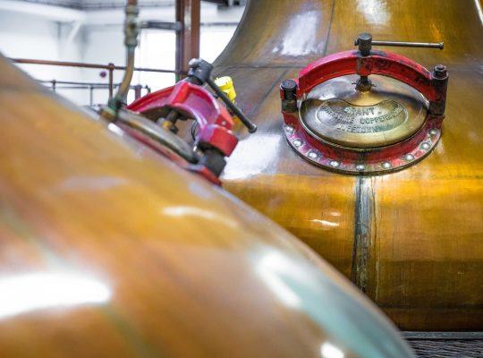 El alambique, el secreto del whisky escocés