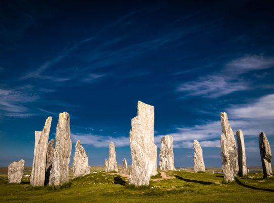 El misterio de la construcción megalítica de Callanish