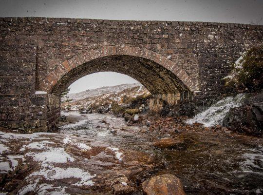 Bealach na Bà, una de las carreteras más hermosas de Escocia