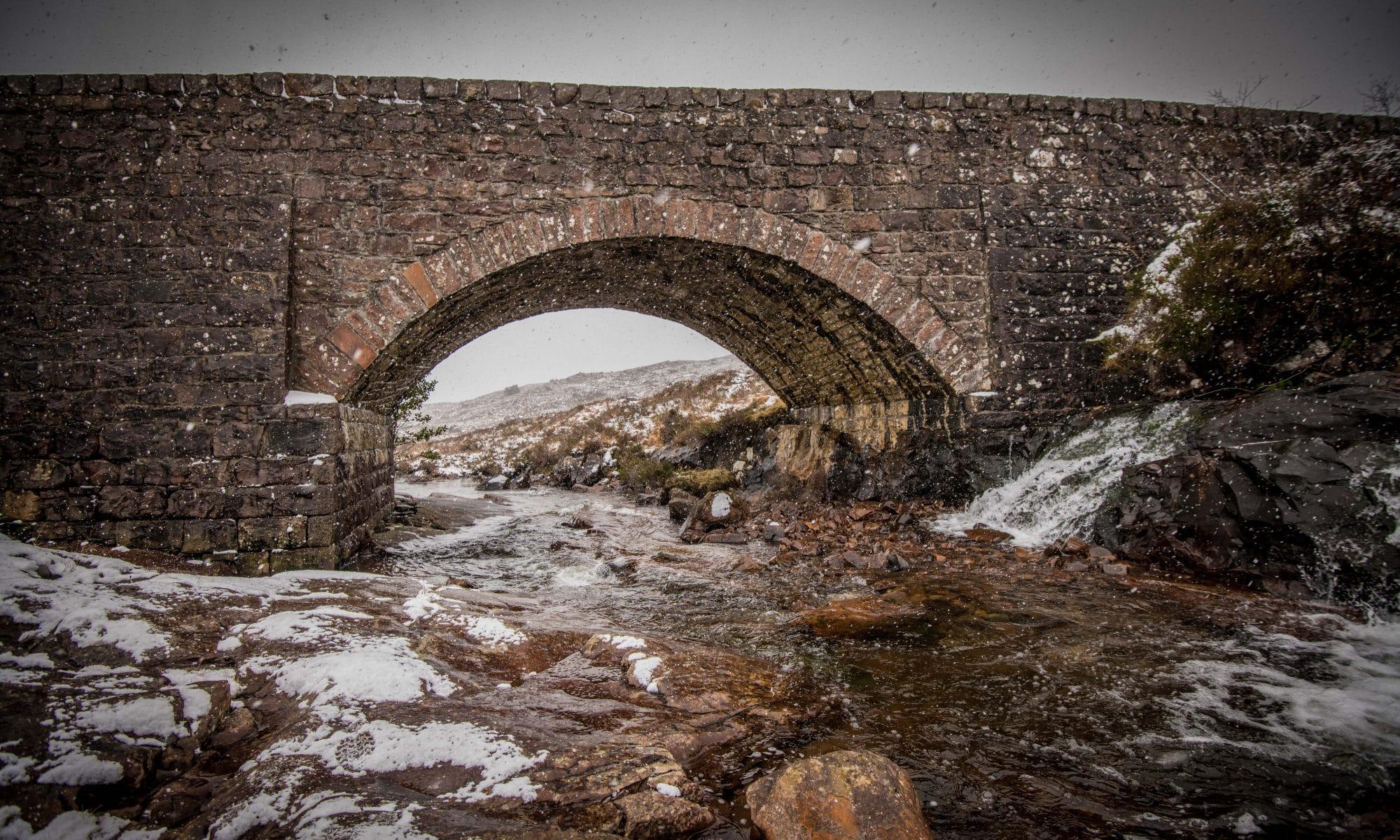 bealach na ba una de la carreteras mas hermosas de escocia