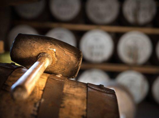 Whisky escocés, la parte de los ángeles