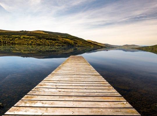 Loch Tay, un paisaje único
