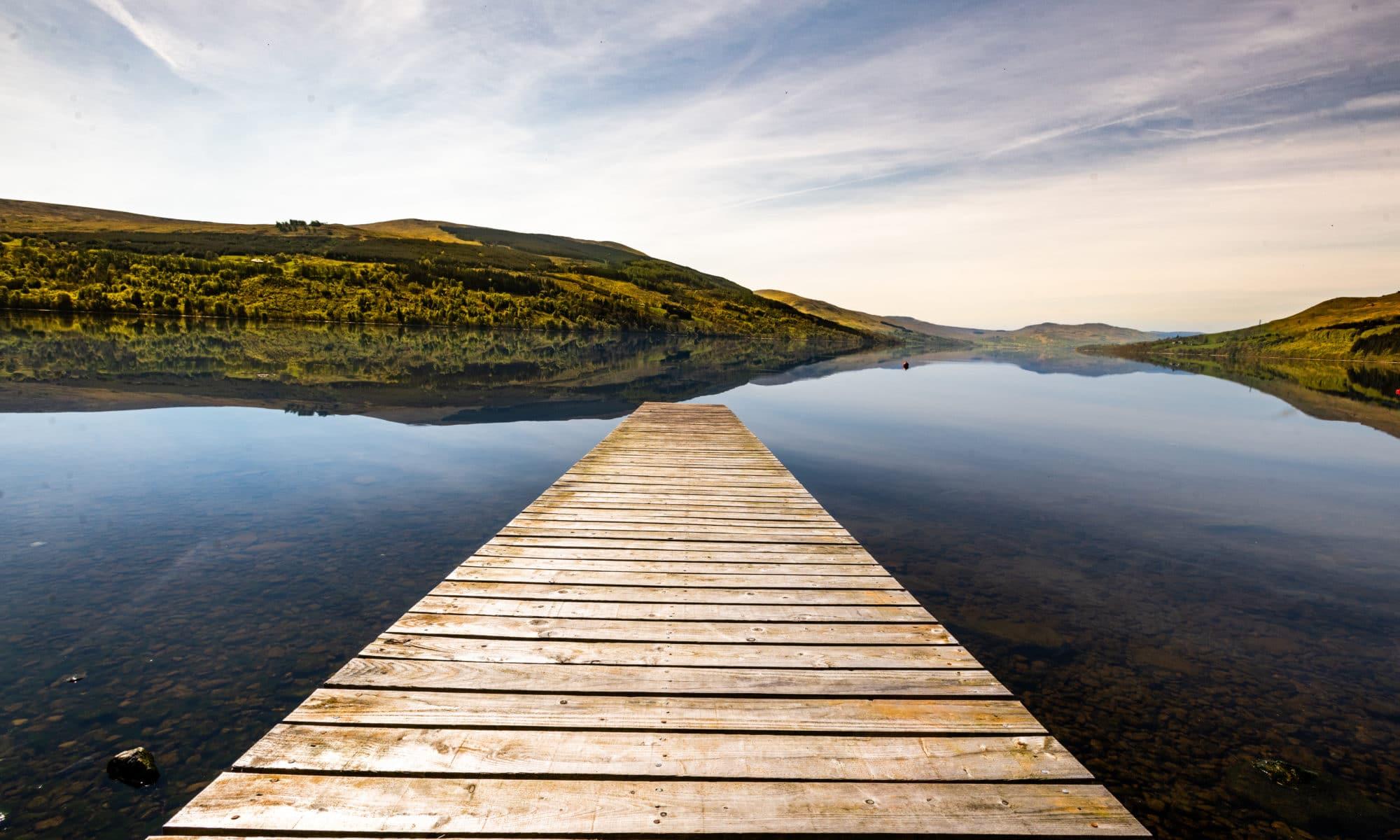 Loch Tay, une paisaje único