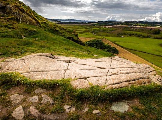 Dunadd, la huella de los reyes de Dalriada